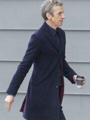 Peter Capaldi Wool Coat