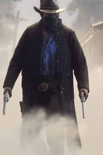 Red Dead Redemption II Arthur Morgan Brown Coat