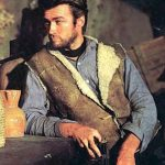 Spaghetti Western Clint Eastwood Shearling Leather Vest