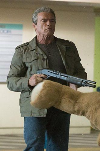 Terminator 5 Arnold Schwarzenegger Cotton Jacket
