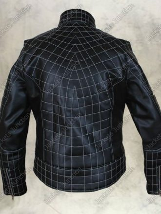 The Amazing Spider Man 2 Peter Parker Leather Jacket