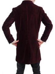 Twelfth Doctor Maroon Coat