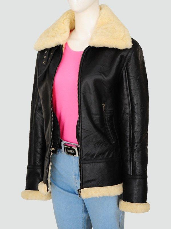 Womans Sherarling Jacket