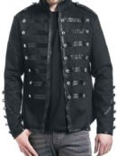 limited edition the black parade 10 year jacket