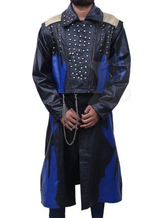 Descendants 3 Hades Black Coat
