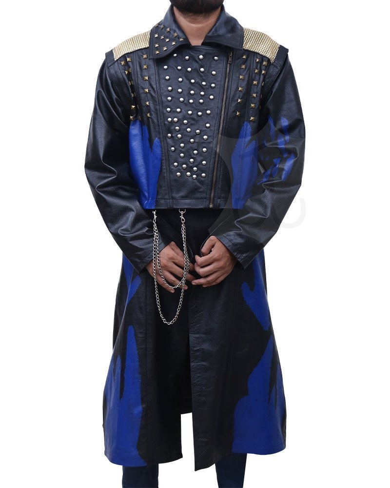 Descendants 3 Hades Black Coat