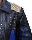 Hades Descendants 3 Leather Coat