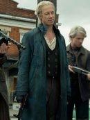 Jason Bryden The Umbrella Academy S02 Blue Leather Coat
