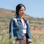 Monica Dutton Yellowstone Blue Denim Jacket