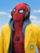Peter Parker Spiderman Homecoming Wool Blazer