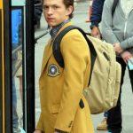 Peter Parker Spiderman Homecoming Yellow Coat
