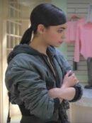 Sofia Carson Feel The Beat April Hooded Jacket