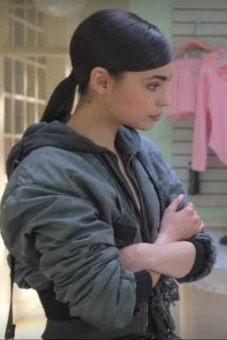 Sofia Carson Feel The Beat April Hooded Jacket