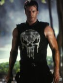 The Punisher War Zone Ray Stevenson Leather Vest