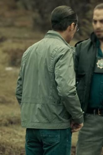 Tv Series Dark Desire Esteban Cotton Jacket
