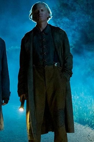 Tv Series The Umbrella Academy Axel Green Coat