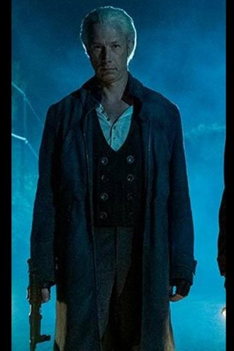 Tv Series The Umbrella Academy Otto Jason Bryden Trench Coat