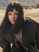 Tv Series Vis a Vis El Oasis Zulema Black Jacket