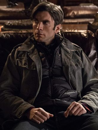Tv Series Yellowstone Jamie Dutton Cotton Jacket