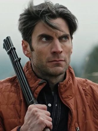 Tv Series Yellowstone Jamie Dutton Parachute Jacket