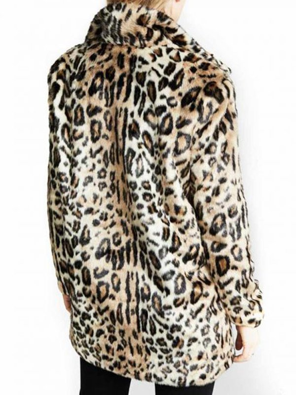 Yellowstone Kelly Reilly Shearling Coat