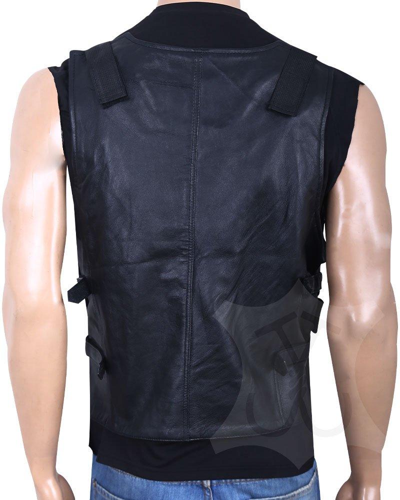 punisher bullet proof vest