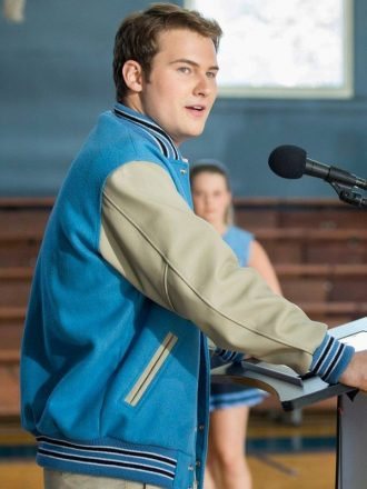13 Reasons Why Baseball Varsity Jacket