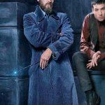 Albus Dumbledore Fantastic Beasts 2 Velvet Coat