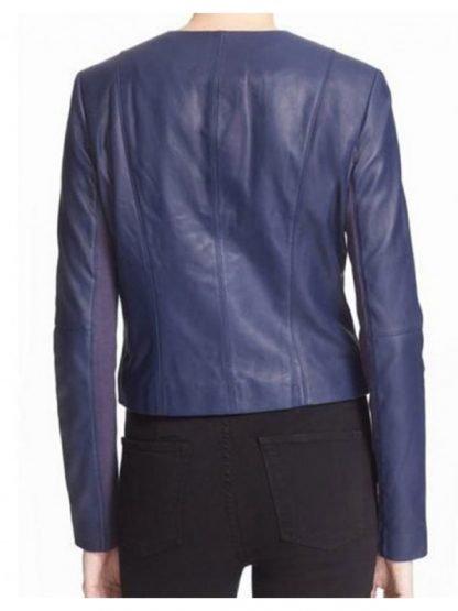 Arrow Emily Bett Rickards Leather Jacket