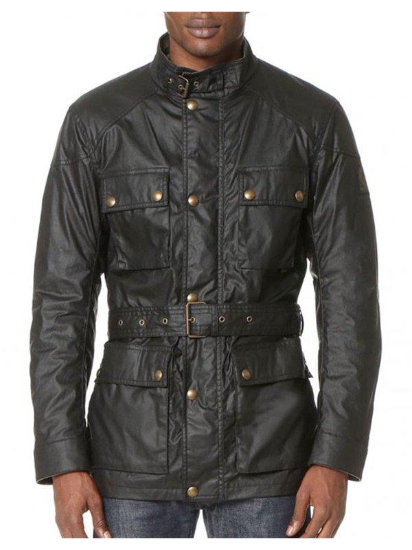Arrow Oliver Roadmaster Leather Jacket