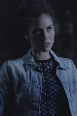 Arrow S07 Zoe Ramirez Denim Coat
