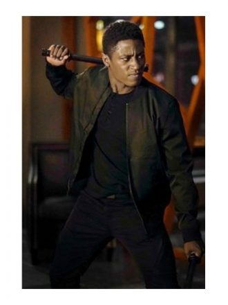 Arrow Season 8 Connor Hawke Bomber Jacket