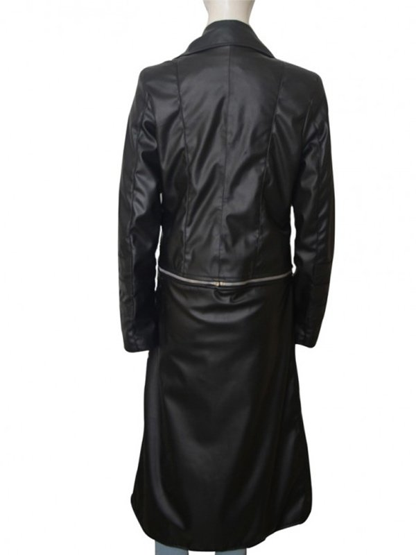 Becky Lynch Black Trench Coat