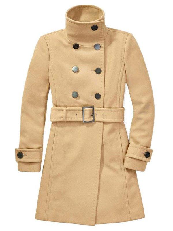 Betty Cooper Riverdale Wool Camel Coat