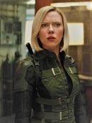 Black Widow Avengers Infinity War Cotton Vest