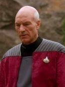 Captain Picard Star Trek Next Generation Jacket