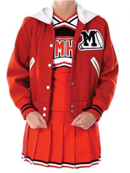 Cheerleading Glee Cheerios Jacket