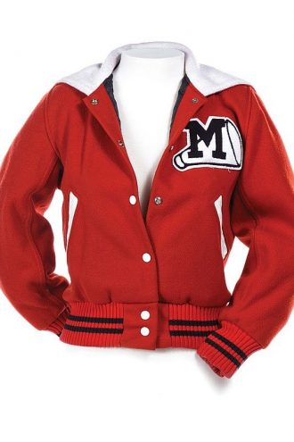 Cheerleading Glee Cheerios Varsity Jacket