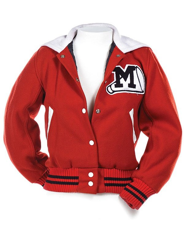 Cheerleading Glee Cheerios Varsity Jacket