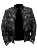 Chris Jericho Sparkle Light Up Jacket