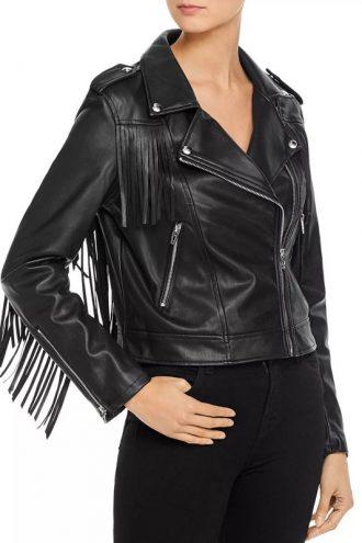 Ciara Brady Days Of Our Lives Fringed Jacket