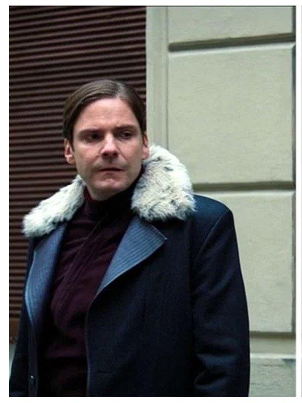 Daniel Bruhl Coat
