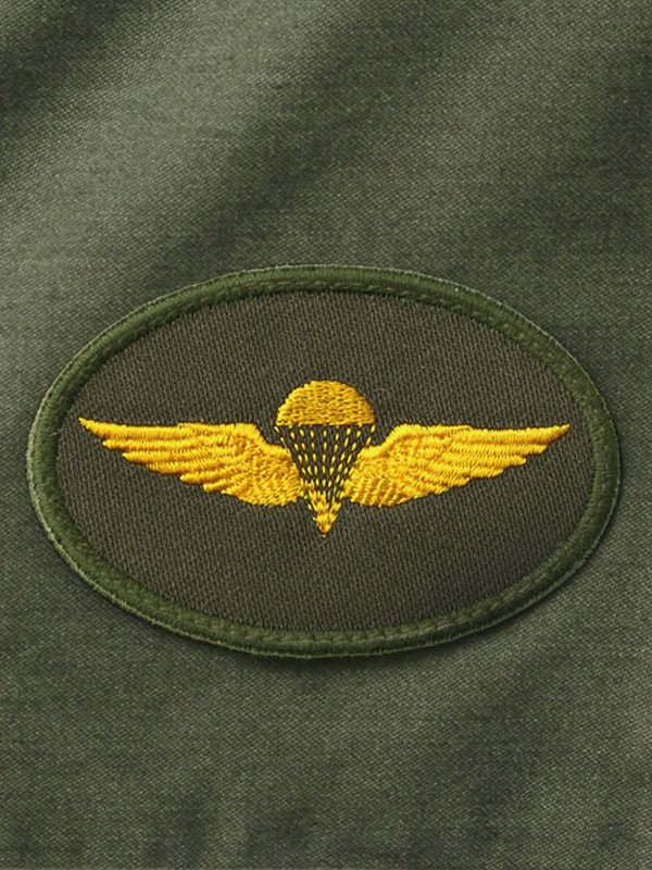 Daxi Driver Jacket Patch