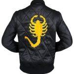 Drive Ryan Gosling Scorpion Black Jacket