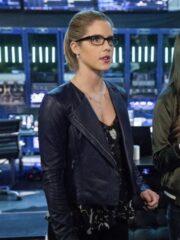 Felicity Smoak Arrow BlueJacket