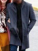 Gary Carr Modern Love Trench Coat