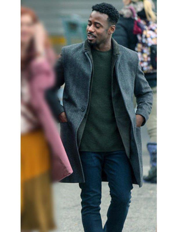 Gary Carr Modern Love Wool Coat