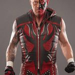 Goldust All Elite Wrestling Leather Coat