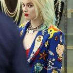 Harley Quinn Birds Of Prey Wool Blazer