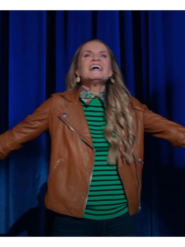 High School Musical kate reinders Leather Jacket